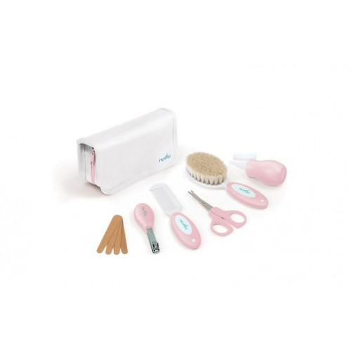 Baby Care Kit Rosa