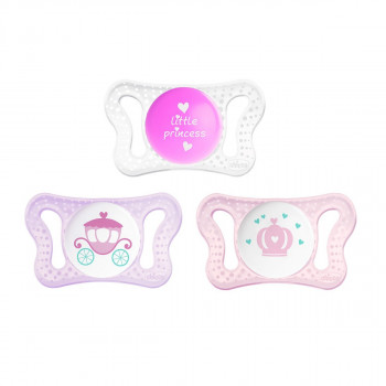 Succhietto Ph Micrò girl Silicone 0-2m 2pz