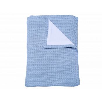 Coperta LA Ninna Mini Light Blue