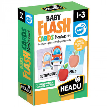 Baby Flash Card Montessori