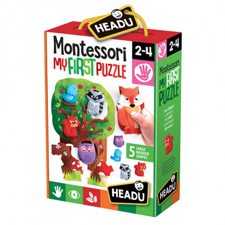Montessori My First Puzzle